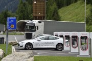 Foto 2 del punto Supercharger Brenner pass, Italy