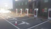 Foto 25 del punto Tesla Supercharger Lleida