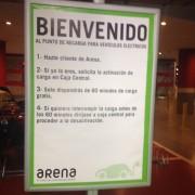 Foto 10 del punto Centro comercial Arena Multiespacio