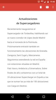 Foto 27 del punto Tesla Supercharger El Paraíso - Granada