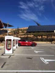 Foto 14 del punto Supercargador Tesla Ariza