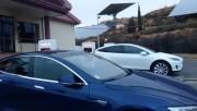 Foto 13 del punto Supercargador Tesla Ariza
