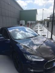 Foto 4 del punto Supercargador Tesla Murcia