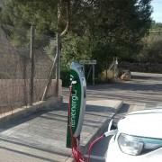 Foto 1 del punto Bunyola junto punto verde/campo de fútbol