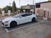 Foto 11 del punto Supercargador Tesla Valencia