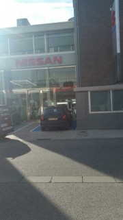 Foto 1 del punto Nissan Badalona