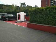Foto 6 del punto Supercargador Tesla Girona