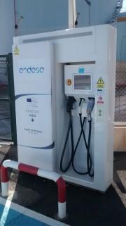 Foto 2 del punto Endesa ecaR-1 Palma de Mallorca