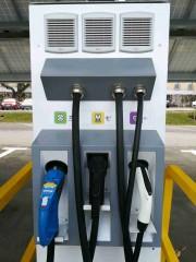 Foto 20 del punto Electrolinera Verde - Real Sitio de San Ildefonso