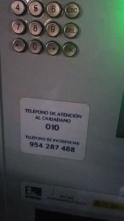 Foto 2 del punto Parking Cristina