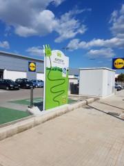Foto 1 del punto Supermercado Lidl Campos
