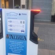 Foto 2 del punto Ayuntamiento de Aldaia - semirapida