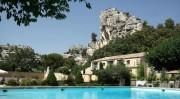Foto 1 del punto Baumanière Les Baux de Provence