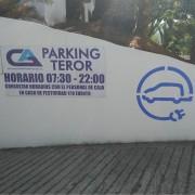 Foto 1 del punto Parking Teror