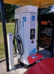 Foto 13 del punto IBIL - Gasolinera Repsol Salburua