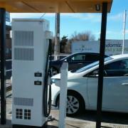 Foto 7 del punto Estación de recarga IBIL Gasolinera Repsol Alovera