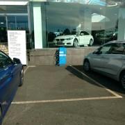 Foto 1 del punto CONCESIONARIO BMW i- AMIOCAR,S.A.