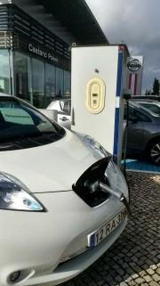 Foto 1 del punto Nissan Caetano Power