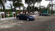 Foto 6 del punto Tesla Supercharger Tordesillas