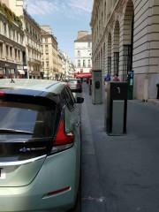 Foto 1 del punto Belib/Paris/Rue du Bac/35