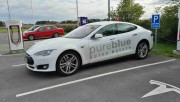Foto 1 del punto Tesla Supercharger, Jung