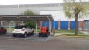 Foto 1 del punto Renault Factoría Valladolid: Nave de chapa.