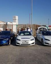 Foto 3 del punto Masdar City Supercharger