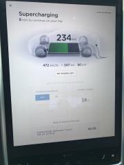 Foto 7 del punto Supercargador Tesla Hotel Novotel Narbonne Francia