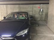 Foto 1 del punto Hospedería Mirador de Llerena (Tesla DC)