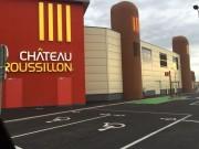 Foto 3 del punto Chateau Roussillon