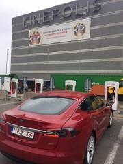 Foto 1 del punto Supercharger Kortrijk, Belgium