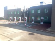 Foto 18 del punto Tesla Supercharger Lleida
