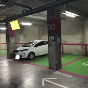 Foto 1 del punto Parking Escuela San Antón