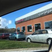 Foto 1 del punto Nissan garatge Ullé