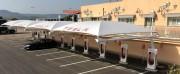 Foto 4 del punto Tesla Supercharger Almaraz