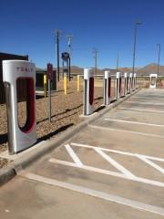 Foto 2 del punto Supercharger Van Horn, TX