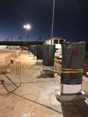 Foto 22 del punto Tesla Supercharger Atalaya del Cañavate