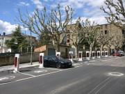 Foto 6 del punto Tesla Supercharger La Seu d'Urgell
