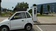 Foto 12 del punto Electrolinera AMB 01 - Mas Blau - El Prat de Llobregat