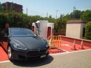 Foto 14 del punto Supercargador Tesla Girona