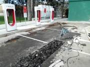 Foto 25 del punto Tesla Supercharger Tordesillas