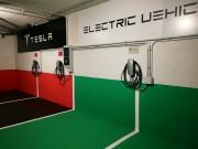 Foto 11 del punto Hotel Puerta de Bilbao - Tesla y Vehiculo Eléctrico