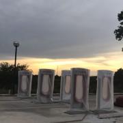 Foto 13 del punto Tesla Supercharger Sant Cugat del Vallés