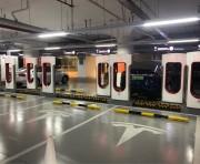 Foto 1 del punto Supercharger Shanghai, Lilacs International Com. Center, China