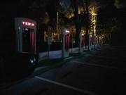 Foto 1 del punto Tesla Supercharger Tordesillas