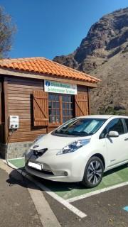 Foto 1 del punto Oficina Municipal de Información Turística de Valle Gran Rey