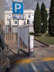 Foto 1 del punto Paseo de Roma, Mérida