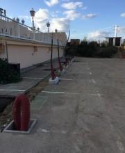 Foto 9 del punto Tesla Supercharger Almaraz