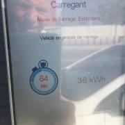 Foto 1 del punto Electrolinera AMB 06 - Salvador Espriu - l'Hospitalet de Llobregat