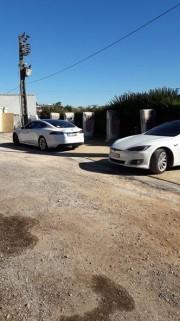 Foto 23 del punto Tesla Supercharger Fátima
